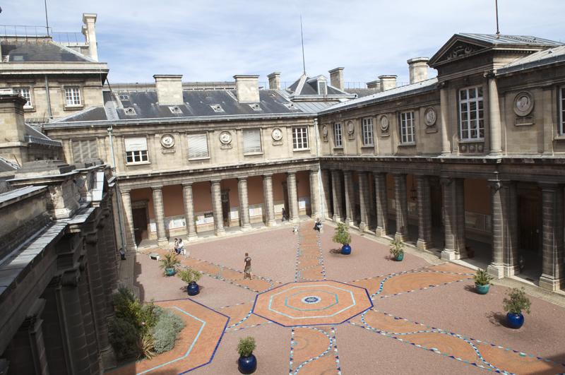 Cour d'honneur Victoire